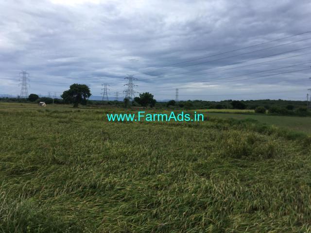 3.5 Acres Agriculture land for sale Mannavedu Village, Thiruvallur