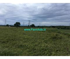 3.5 Acres Agriculture land for sale Mannavedu Village, Thiruvallur