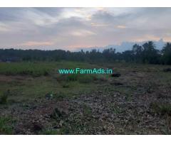 17.6 acre farm land for sale Near Maddur, Mandya.