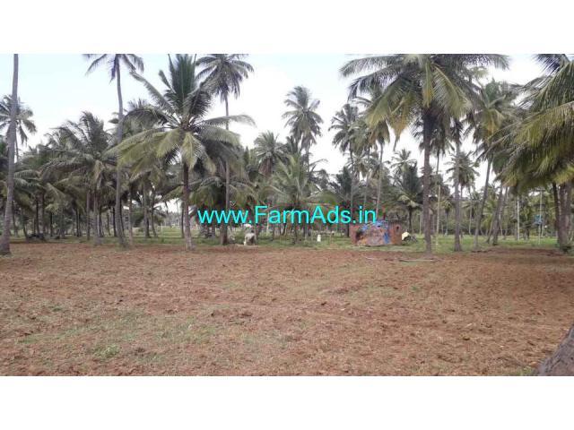 14.26 Acres Farm Land for sale on Channapattana to halaguru road