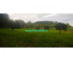 1.24 Acres Farm land for sale on Solur - Kunigal Road.