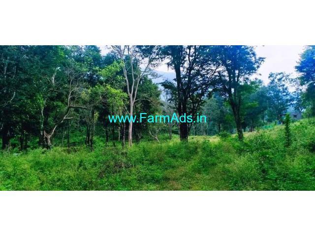 16 Acres Organic agriculture Farm land available in Kodaikanal