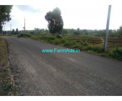3 acre agricultural farm land available for sale near Pandavapura.