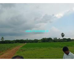 1 Acre Farm Land for Sale Near Peechara village