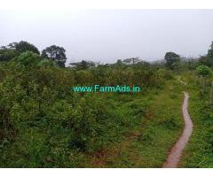 2 Acre Land for Sale Near Mudigere