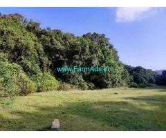6 Acre Farm Land for Sale Near Sakleshpur