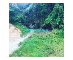 1.5 Acre Coffee Land for Sale Near Mudigere