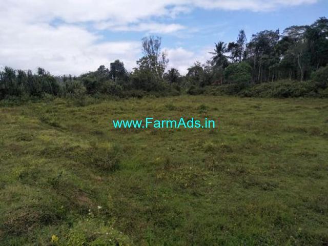 5 Acre Farm Land for Sale Near Mudigere