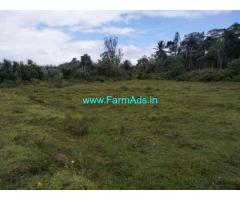 1.12 Acres farm Land For Sale at Gundlupet.