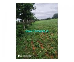 1.5 acre agriculture land for sale at Holavanahalli, Koratagere