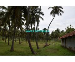 66 acres agriculture land for sale at pollachi area near kovilpalyam