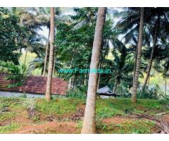 50 cent river side coconut Planataion 48 kms from Coimbatore
