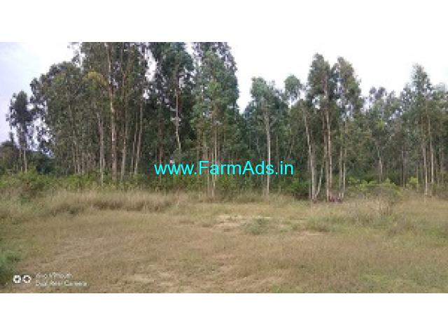 3.5 Acre Farm Land for Sale Near Marasinganahalli gate