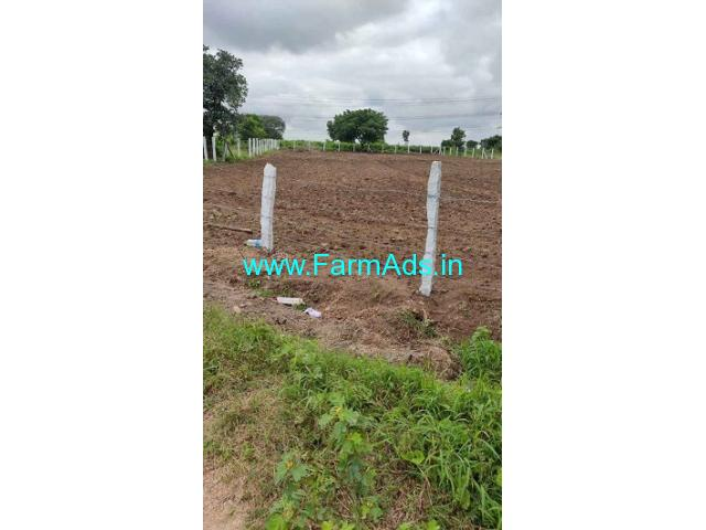 0.20 Guntas agriculture land for sale near Parveda,Shankarapally