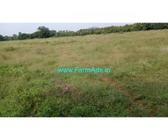 10 Acre Plain Farm Land for Sale Near Redla repaka village