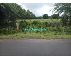 4.50 Acre Agriculture Land for Sale Near Siruvani Road