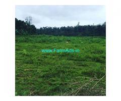 6 Acre Farm Land for Sale Near Mudigere