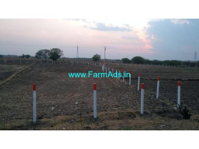 2.5 Acre Farm Land for Sale Near Sangareddy on Jogipet Medak Road