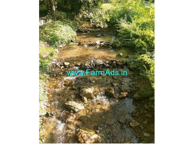 10 Acre Farm Land for Sale Near Mudigere