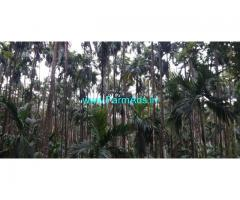 60 Acres Rubber, Areca and Coconut Plantation for sale at  madanthyaru