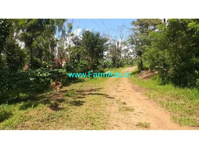 1 Acre Coffee Land for Sale Near Valad