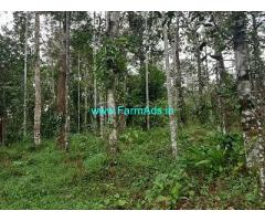 8.5 Acre Farm Land for Sale Near Mananthavady