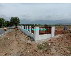 27 Cent Farm Land for Sale Near Mettupalayam