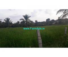 Agriculture land for sale near  motaganahalli  17 km from nelmangala