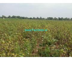 8 Acre Farm Land for Sale Near Telkapally,Nagarkurnol Achampeta road