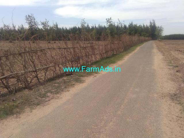 60 acres of land for sale Tindivanam to Pondicherry National Highway