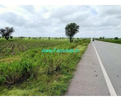 17 Acre Farm Land for Sale Near Yadgir