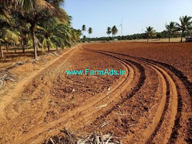 1.50 Acre Farm Land for Sale Near Udumalpet
