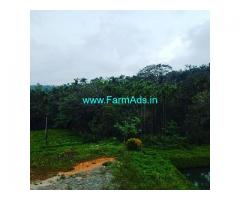 15 Acre coffee estate with Farm house for sale in Chikamagalur