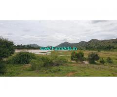 10 acres farm land available for sale near Makalidurga hills
