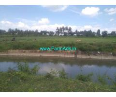 1.01 Acre Agriculture Land for sale near Srirangapatna.
