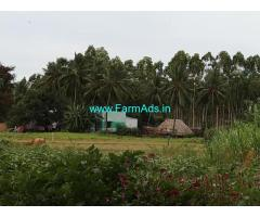 200 acres dry land for sale near Changalpattu.