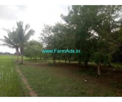 16 acres Agriculture punjai land for sales near Koovathur