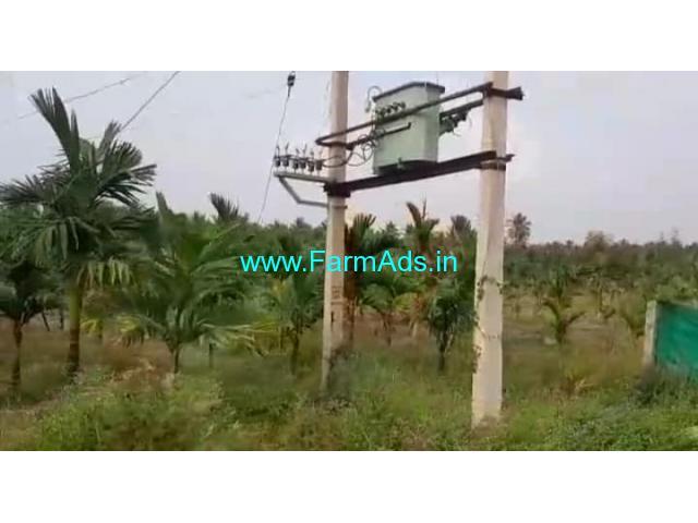 3.32 Acres Arecanut Plantation for sale at Aaranakatte, Hiryur,