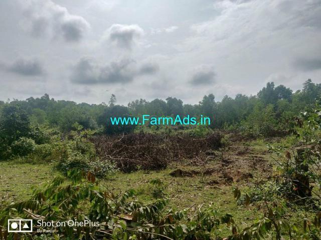 4.80 acre land for sale near atradi location, Kundapura.