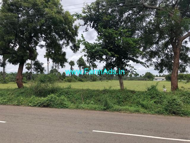 3.30 acres of coconut land is available for sale near pollachi