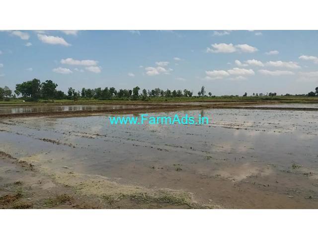 16.5 acer Agricultural farm dry land Maduranthakam 16km.