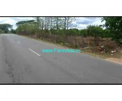 7 Acres Nawabpet High way facing farm land near Shankarapally mandal