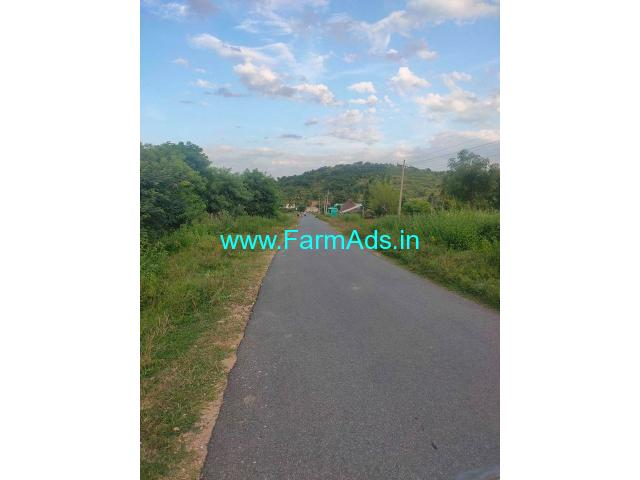 18 acres farm land 60 kms from salem