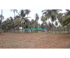 14.26 Acres Farm Land for sale at Banaganahalli, channapattana