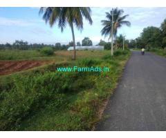 3.5 acre farm land for sale. Vadesamudra  Near doddabyadarahalli