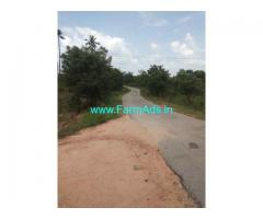 4 acre Farm Land for sale near Harohalli