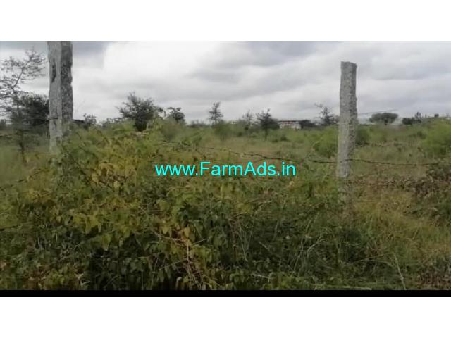40 Acres Yellow belt land for sale at Doddakerenahalli, Tamgondlu Road,