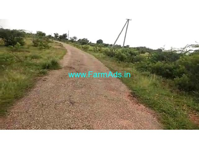 12 Acres Farm land for sale at J Hosahalli, Sira