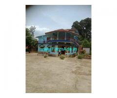 1.70 Acres Farm House Bunglow for sale at Madikeri, Kodagu