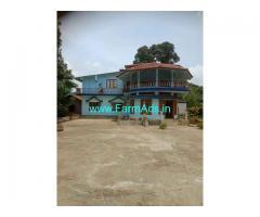 1.70 Acres Farm House Bunglow for sale at Madikeri, Kodagu